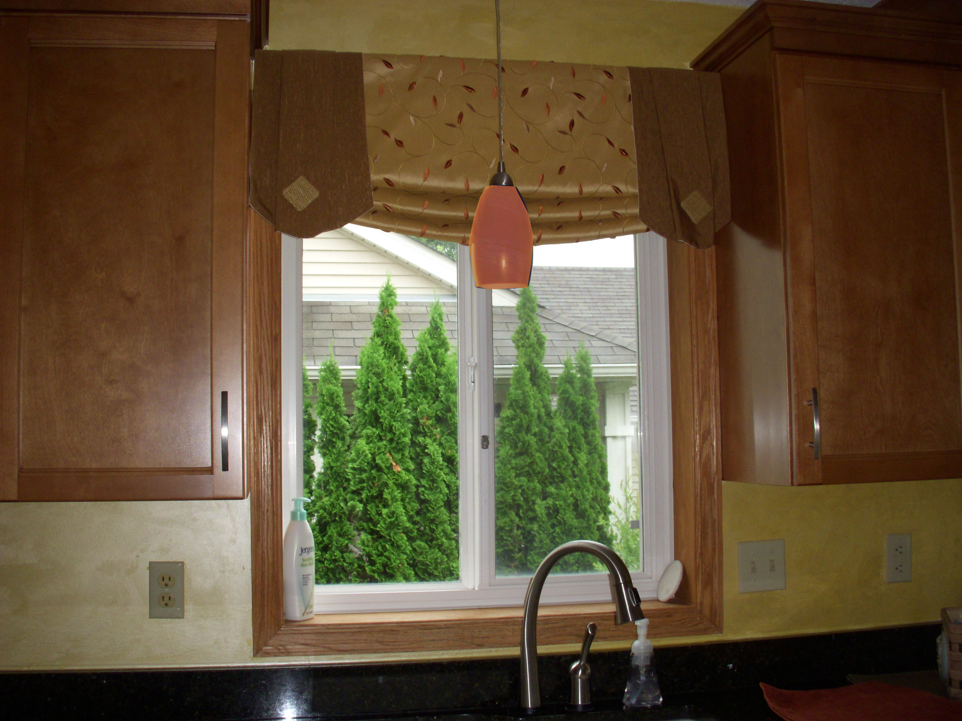 Window Treatments For Bay Windows Casual Cottage
